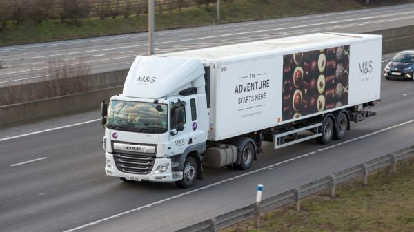 UK lorry drivers are now being offered wages of up to £57,000 a year as the ongoing driver shortage forces supermarkets to dramatically bump pay.