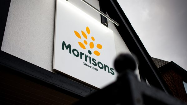 Morrisons is set re-enter the coveted FTSE 100 index as the ongoing bidding war to acquire the grocer continues to boost its stock price.