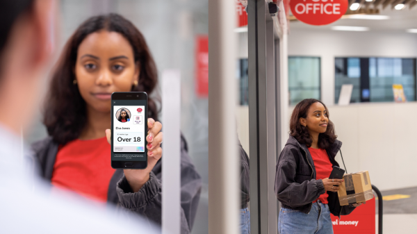 The Post Office is launching a new 'EasyID' app allowing shoppers to prove their identity when collecting parcels without having to bring their Passport or driving licence.