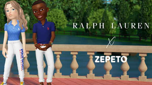 Ralph Lauren is delving into the world of digital fashion by designing a virtual clothing line inside South Korean social network Zepeto.