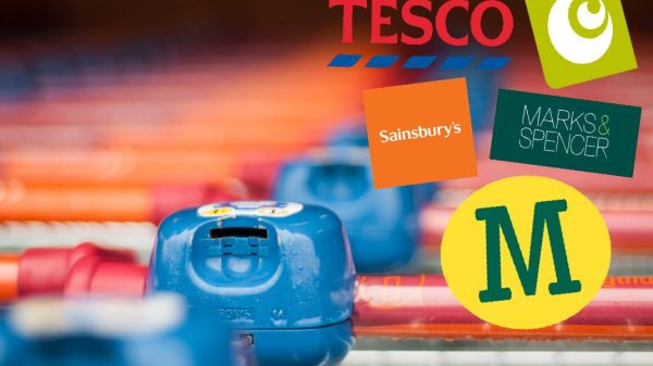 The UK's largest supermarkets have seen their collective share prices jump by more than £8 billion following Morrisons' bidding war.