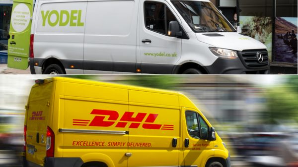 Asos, Etsy and Argos online customers could soon be hit by major delivery delays as Yodel and DHL delivery drivers prepare to launch strike action.