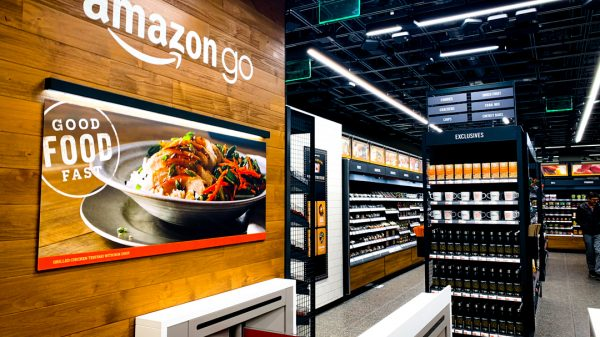 Amazon has been asked what it plans to do with the biometric data it collects from its handprint scanners which are operational in some of its Amazon Go stores in the US.