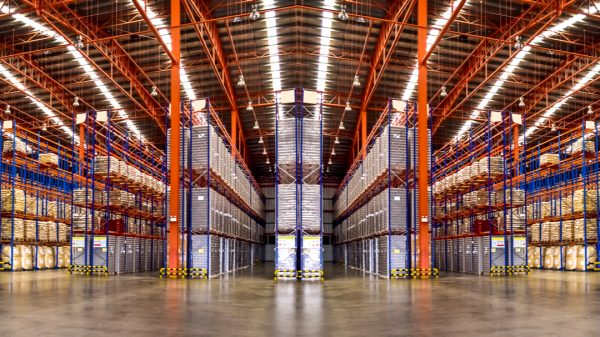 Ecommerce booms have meant that 14.7 million sq ft of warehouse floorspace has entered the market according to research from Altus Group.