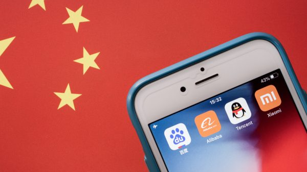 China has strengthened its resolve against Big Tech in the country with a new law which restricts companies' abilities to collect consumer data.