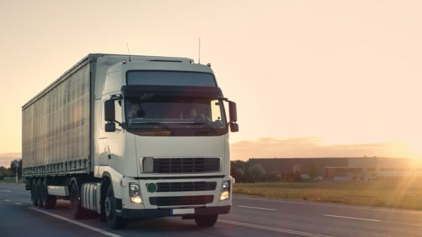 The UK government's Department for Transport is introducing extra-long trucks to help ease the heavy goods vehicle (HGV) shortage.