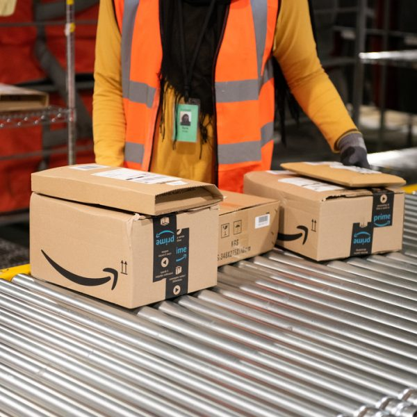 Amazon is continuing to suffer from diversity issues across ranks, with its upper echelons remaining predominantly white while minorities made up most of its 'blue collar' workers.