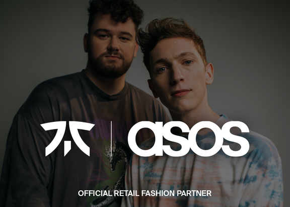 Asos has become the latest fashion retailer to break into the videogame and esports industry, launching a multi-million pound partnership with Fnatic.