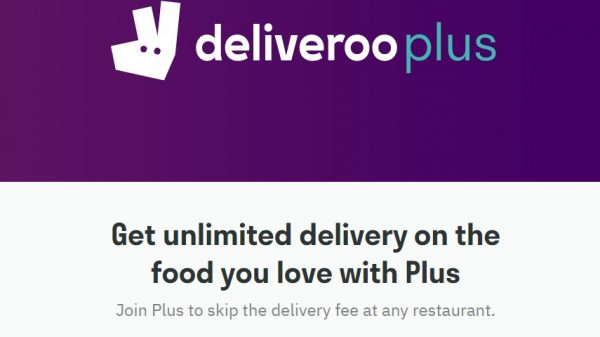 Amazon is giving Prime subscribers a year's free Deliveroo Plus membership, offering free deliveries on any orders over £25.