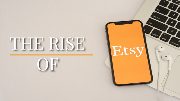 Etsy, which started out as a humble handmade goods platform 16 years ago, has exploded into an ecommerce behemoth and recently became the second most popular ecommerce marketplace after Amazon.