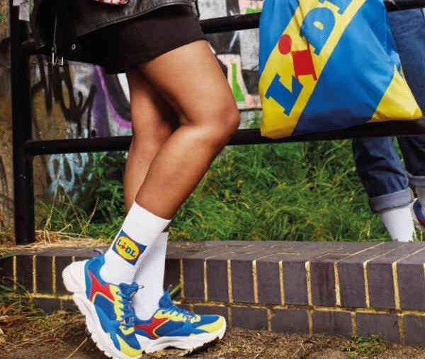Lidl's own branded trainers are already being resold online for hugely inflated prices as demand overtakes the likes of Balenciaga and Yeezy.