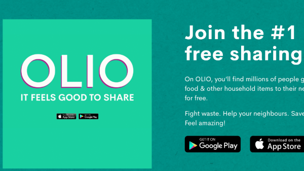 Olio, a UK-based mobile app for sharing food and other items, closed a $43 million series B funding round led by VNV Global and Lugard Road Capital/Luxor.