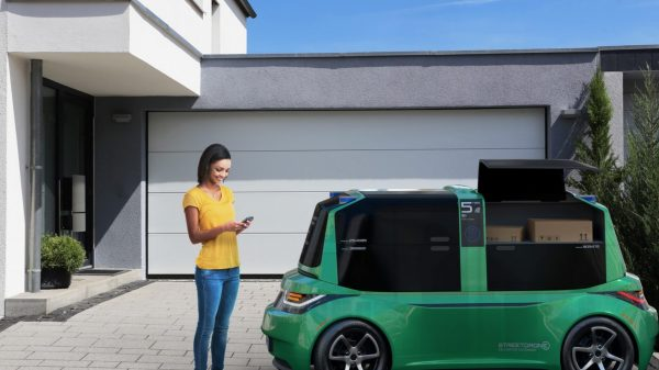 Wilko has invested £3 million in UK autonomous delivery company, StreetDrone which will accelerate the company's development.