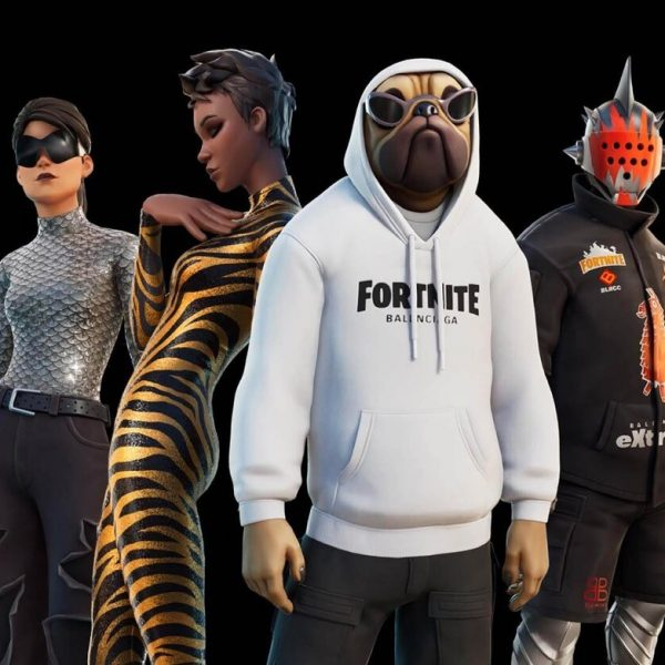 Balenciaga has announced a collaboration with video game phenomenon Fortnite which will release both in-game and in-store.