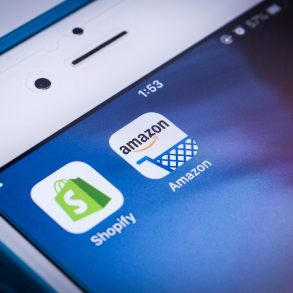 Shopify received more online traffic than ecommerce rival Amazon for the first time last quarter, according to Similarweb.