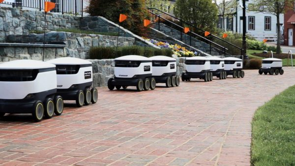Starship Technologies, an autonomous robot delivery company, has appointed ex-Morrisons executive Dalton Phillips to its board.
