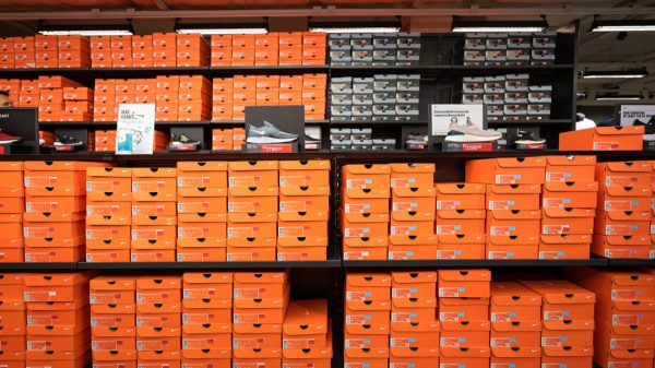 Nike to lose 160 million pairs of shoes after factory closure in Vietnam