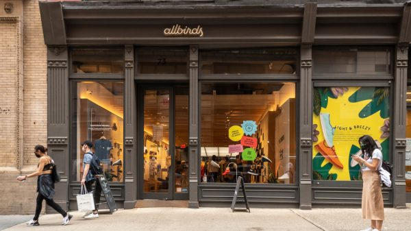 """Allbirds is preparing itself to float the world's first """"sustainable"""" initial public offering (IPO)."""
