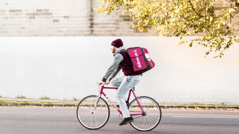 Rapid grocery delivery has been one of the pandemic's biggest winners, with the industry growing exponentially over the last 18 months and brands including Getir, Weezy and Gorillas all taking large chunks of the market.