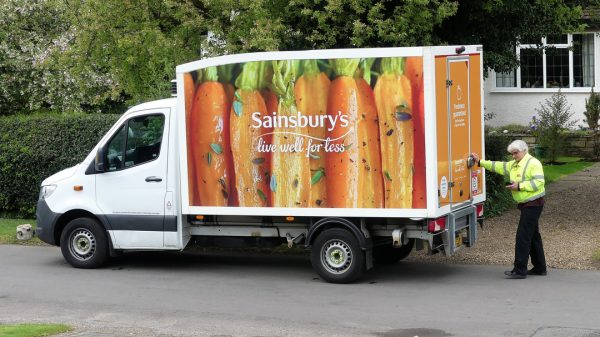 Sainsbury's saw ecommerce sales skyrocket 120 per cent last year seeing the highest growth of any UK supermarket.