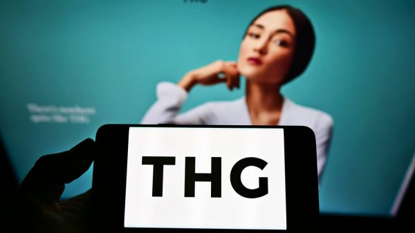 THG has seen its shares drop for eight consecutive days, losing a whopping 25 per cent of its value in just two weeks.