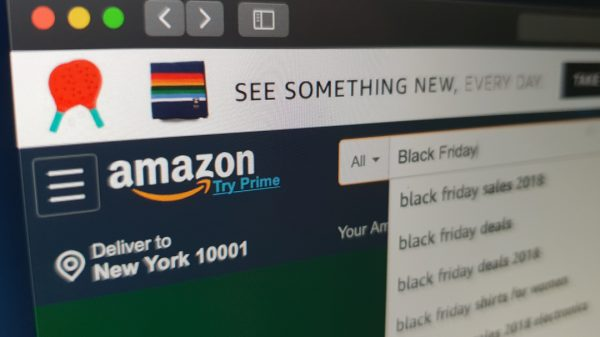 Amazon has already started its Black Friday sales deals to try and capture a wave of early holiday shoppers.