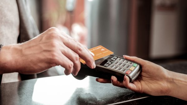 The contactless card payment limit has increased from £45 to £100, although many retailers' terminals will need to be updated so the option will not be available everywhere immediately.