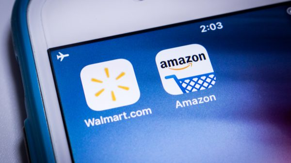 Amazon is forecasted to make $393.8 billion more than US rival Walmart this year, according to figures from Jungle Scout.