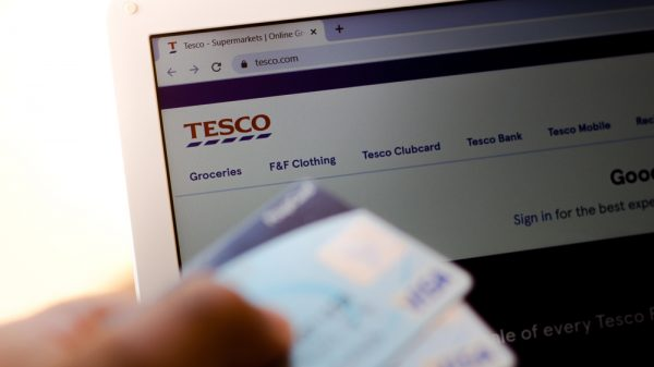 Tesco's website and app are up and running again after a suspected hack.