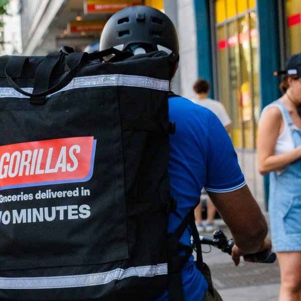 Gorillas has raised $1 billion dollars in funding, the largest round in the European grocery delivery sector to date.