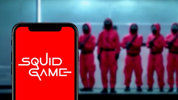 Squid Game products are catching the eyes of consumers as the hit Netflix show takes off.